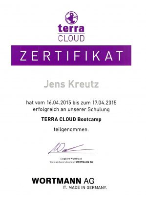 TERRA CLOUD Bootcamp (04/2015)